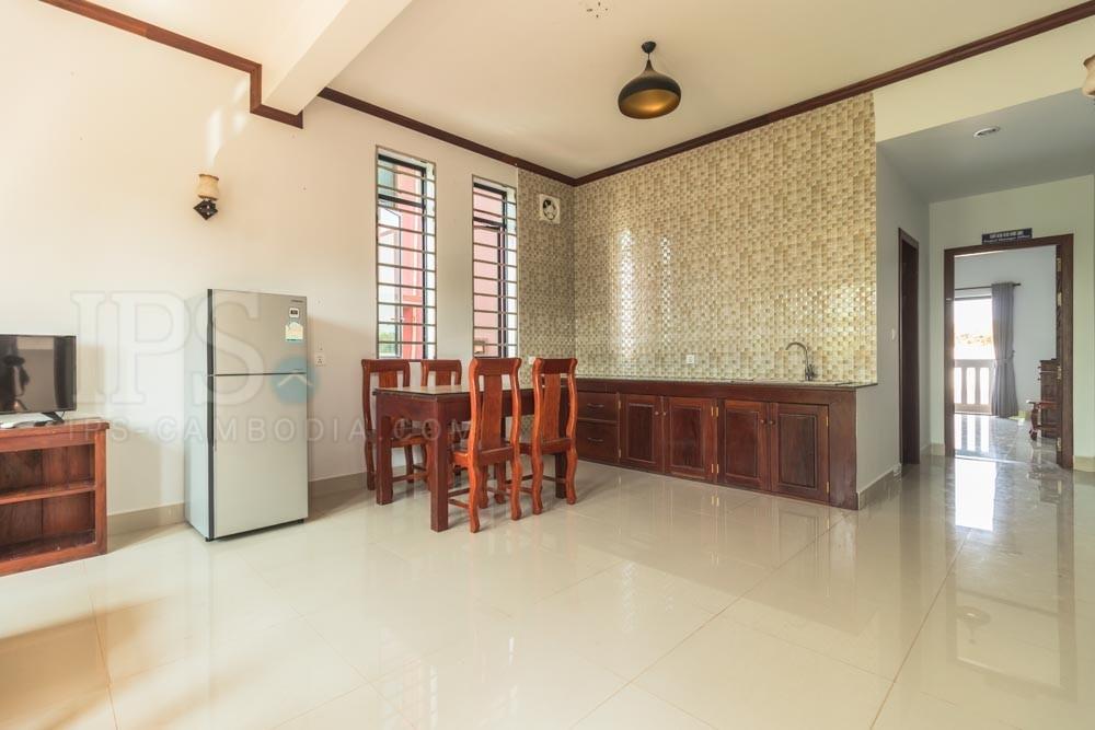 8 Units Apartment Building For Sale - Svay Dangkum, Siem Reap