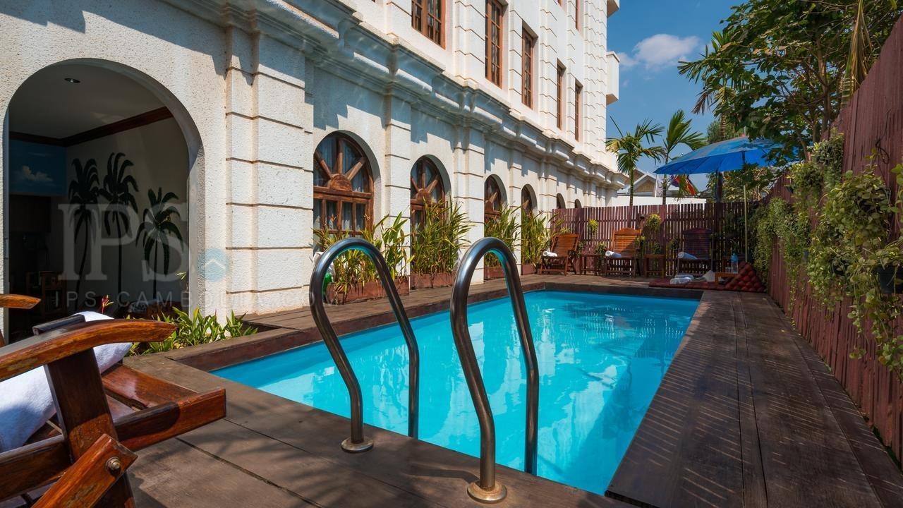 40 Room Hotel For Rent - Wat Bo, Siem Reap
