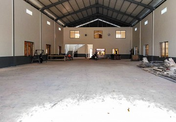 469 sq.m. Warehouse For Rent - Teuk Thla, Phnom Penh