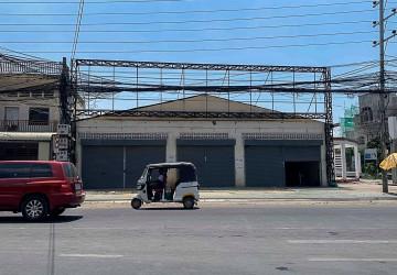 720 sq.m. Warehouse  For Rent - Boeung Kak 2, Phnom Penh