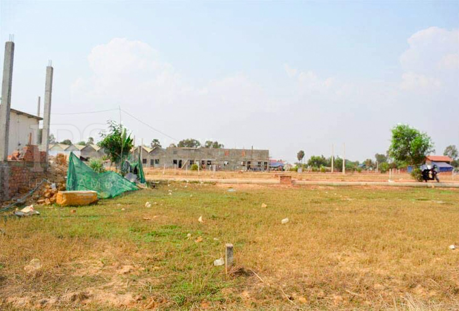 180 sq.m. Land For Sale - Bakong District, Siem Reap