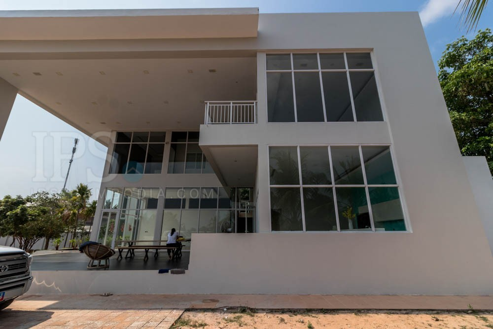 5 Bedroom Villa For Rent - Svay Thom, Siem Reap