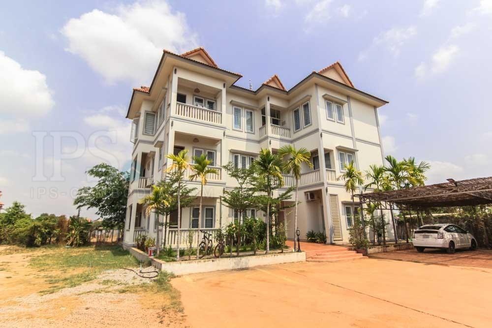 5 Units Commercial Apartment Rent - Svay Dangkum, Siem Reap