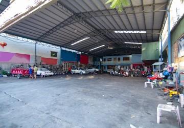 700 sq.m. Commercial Land for Rent  - Toul Tum Poung, Phnom Penh  thumbnail
