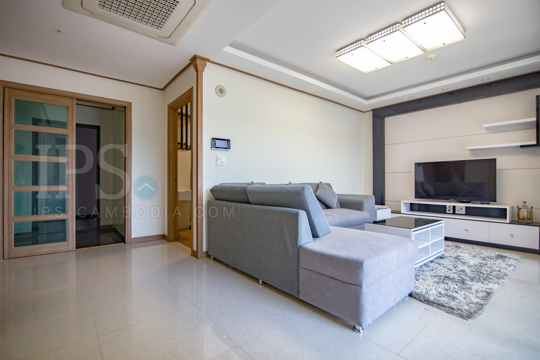2 Bedrooms Condo For Rent - BKK1, Phnom Penh