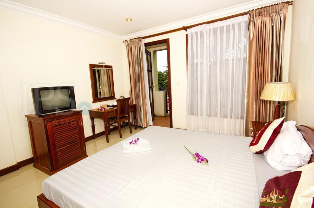 20 Bedroom Boutique Hotel for Rent - Wat Bo, Siem Reap