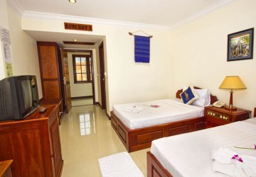 20 Bedroom Boutique Hotel for Rent - Wat Bo, Siem Reap thumbnail