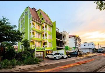 15 Room Guesthouse For Sale - Svay Dangkum, Siem Reap