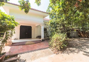 Land and 4 Bedroom House For Sale - Svay Dangkum, Siem Reap
