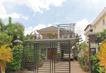 5 Bedroom Villa For Rent - Svay Dangkum, Siem Reap