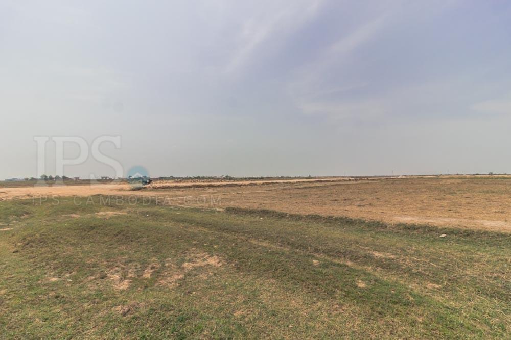 6,500 sq.m Land For Sale - Chreav, Siem Reap