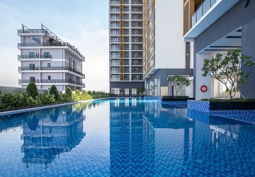 2 Bedroom Apartment For Rent - 7 Makara, Phnom Penh