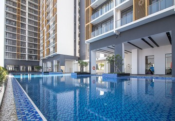 2 Bedroom Apartment  For Rent in Veal Vong, Phnom Penh thumbnail