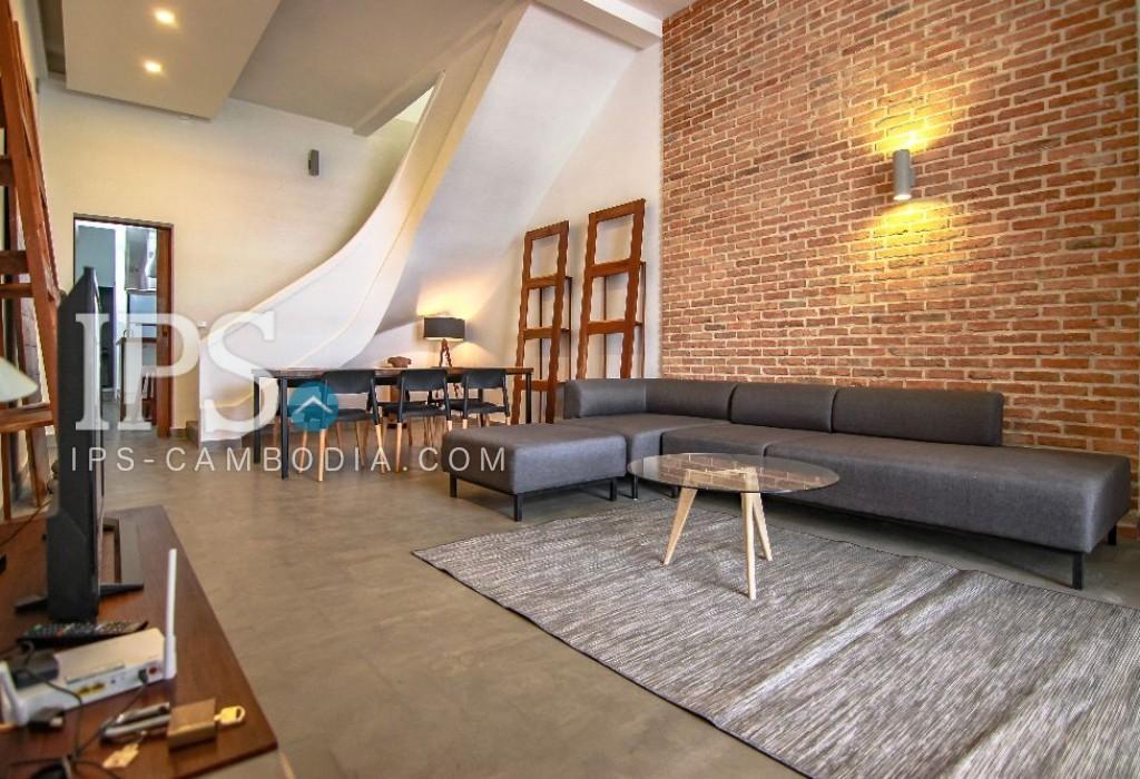 3 Bedroom Apartment  For Rent - Wat Phnom, Phnom Penh