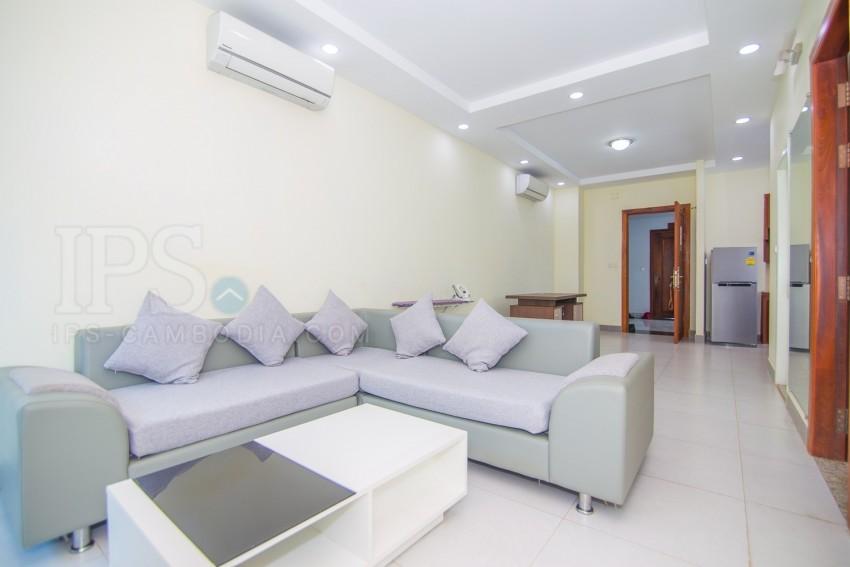 1 Bedroom Apartment For Rent - Boeung Trabek, Phnom Penh