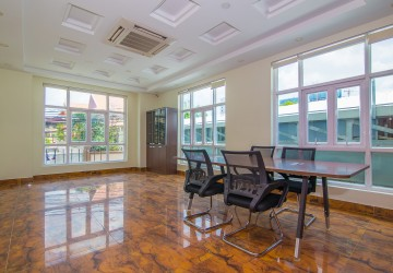 50 sq.m. Office Space For Rent - Boeung Trabek, Phnom Penh