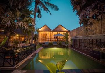 1 Bedroom Villa For Rent - Chreav, Siem Reap
