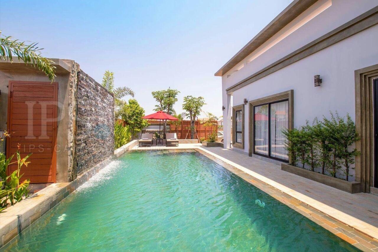2 Bedroom Villa For Rent - Svay Dangkum, Siem Reap