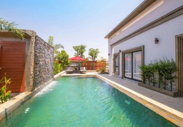 2 Bedroom Villa For Rent - Svay Dangkum, Siem Reap