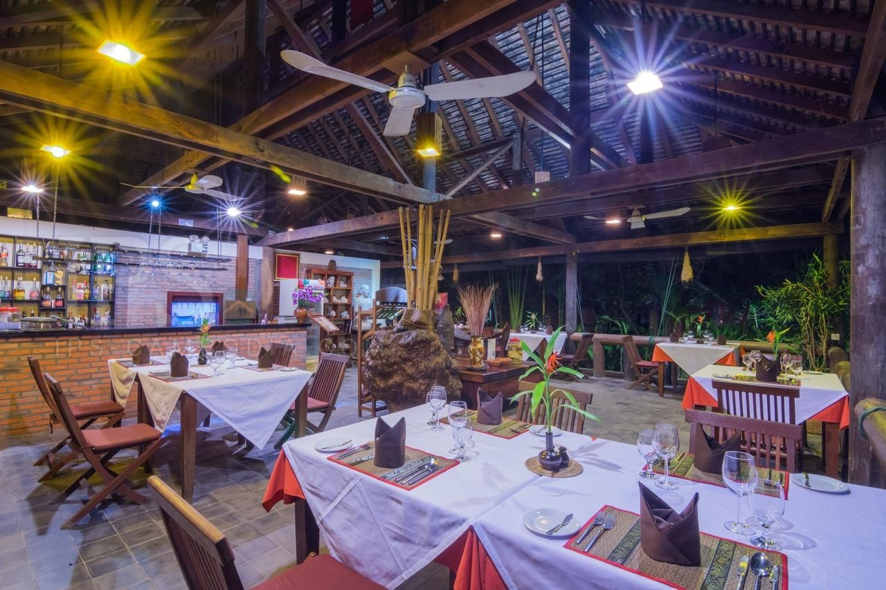10 Rooms Boutique Hotel For Rent  - Chreav, Siem Reap