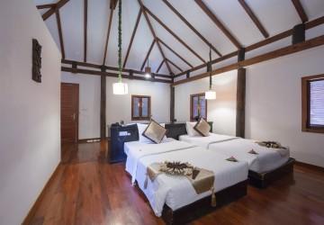 10 Rooms Boutique Hotel For Rent  - Chreav, Siem Reap thumbnail