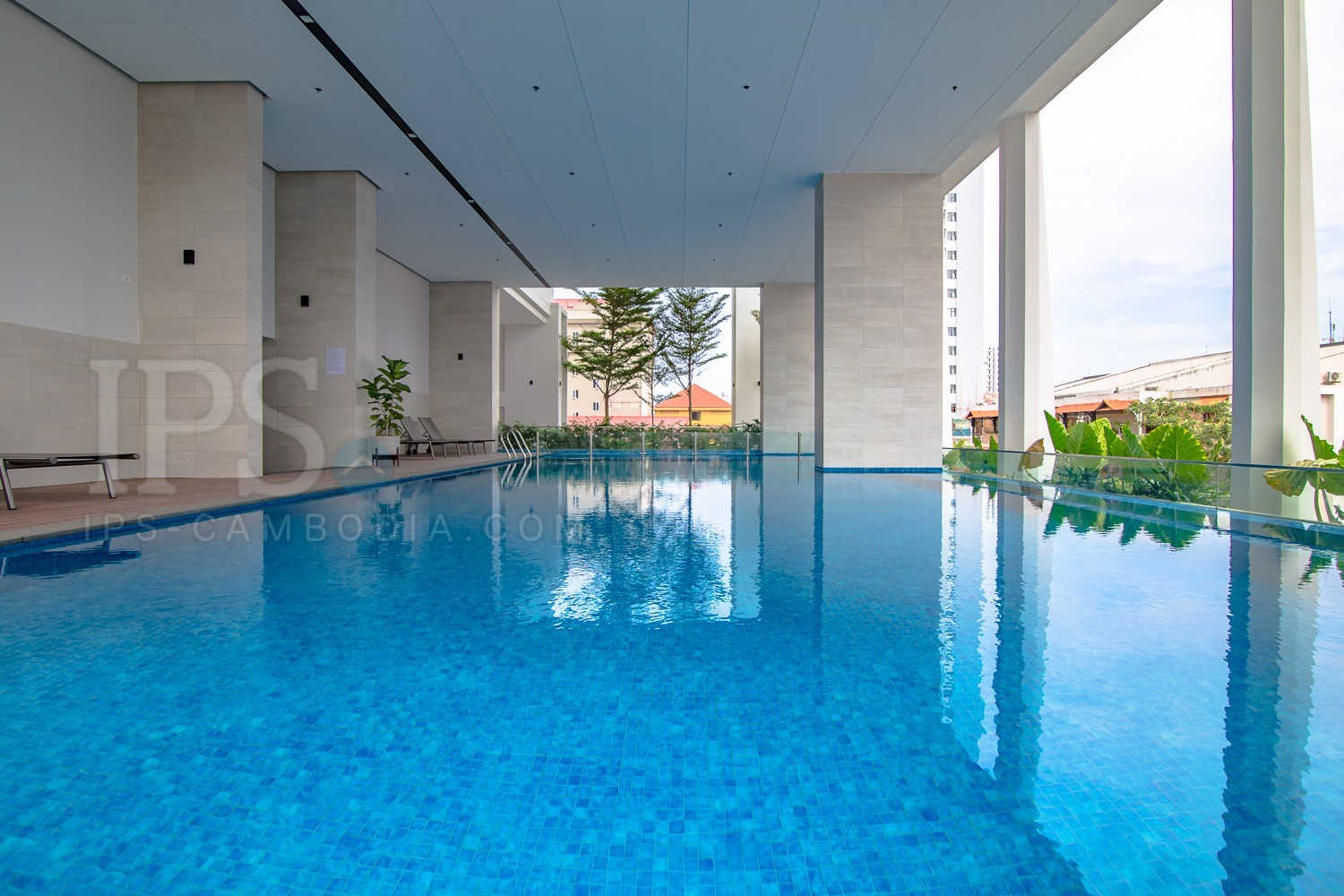 2 Bedroom Condo For Rent - Embassy Central, BKK1, Phnom Penh