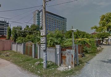 394 sq.m Land For Sale - Boeung Tumpun, Phnom Penh