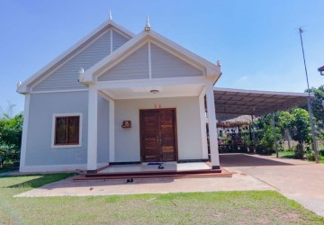 3 Bedroom Villa For Sale - Chreav, Siem Reap