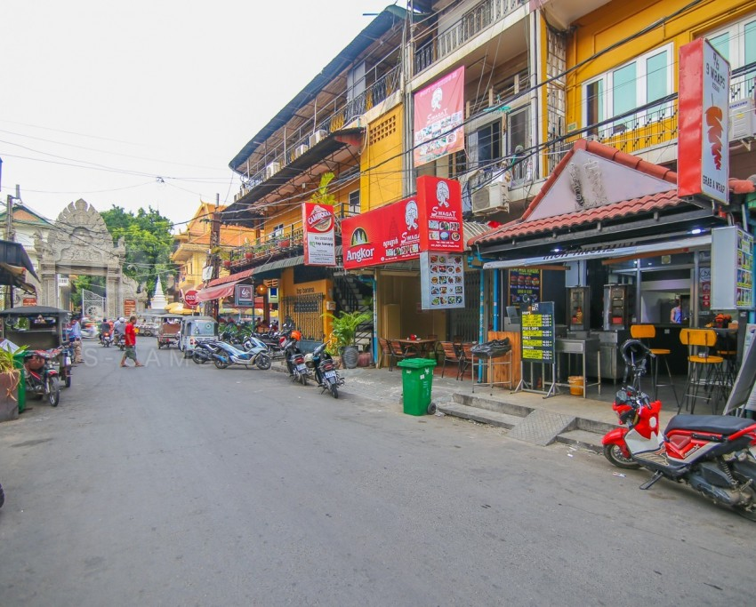 Restaurant Business for Sale - BKK1, Phnom Penh