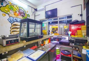 Restaurant Business for Sale - BKK1, Phnom Penh thumbnail