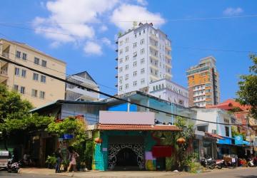 120 sq.m. Corner Shophouse For Rent - Toul Tum Poung, Phnom Penh