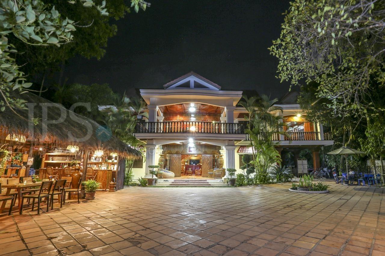10 Room Guesthouse Business For Sale - Slor Kram, Siem Reap