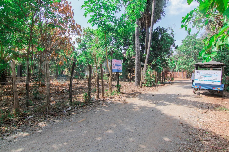 825 sq.m. Land For Sale - Slor Kram, Siem Reap