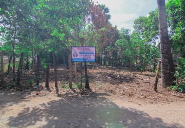 825 sq.m. Land For Sale - Slor Kram, Siem Reap