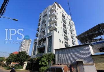 21 Unit Apartment Building For Lease - Phsar Daeum Thkov, Phnom Penh