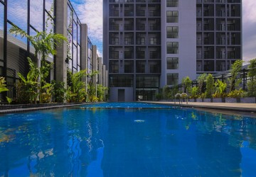 1 Bedroom Condo For Rent - Phnom Penh Thmey, Phnom Penh