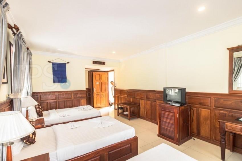 20 Bedroom Boutique Hotel for Rent - Wat Bo, Siem Reap