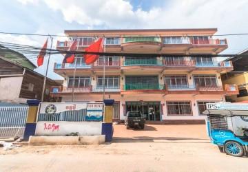 40 Room Commercial Building For Rent - Slor Kram, Siem Reap