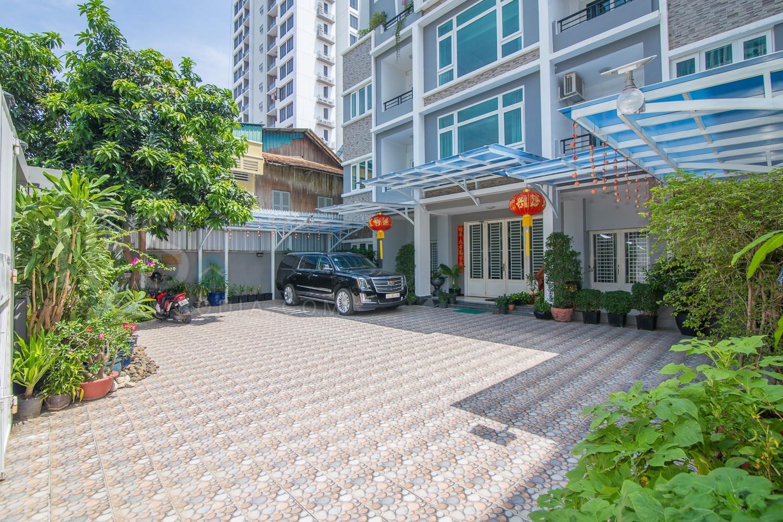 15 Unit Apartment Building For Rent - BKK2, Phnom Penh