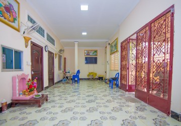 2 Bedroom House For Rent - Stueng Meanchey, Phnom Penh
