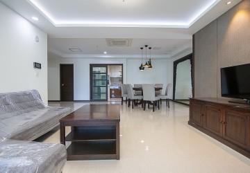 3 Room Condo Unit For Rent - BKK1, Phnom Penh
