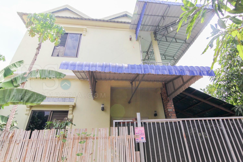 4 Bedroom Villa For Sale - Chreav, Siem Reap