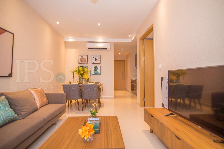 1 Bedroom Condo For Rent - Sen Sok, Phnom Penh