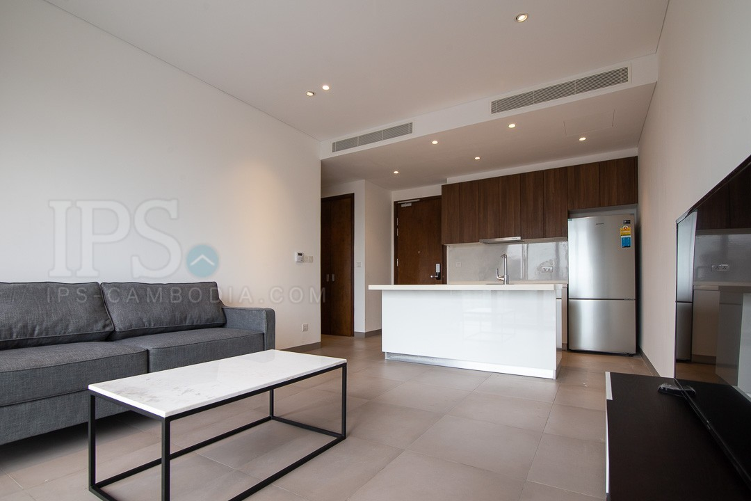 1 Bedroom Apartment For Sale - Embassy Central, Phnom Penh