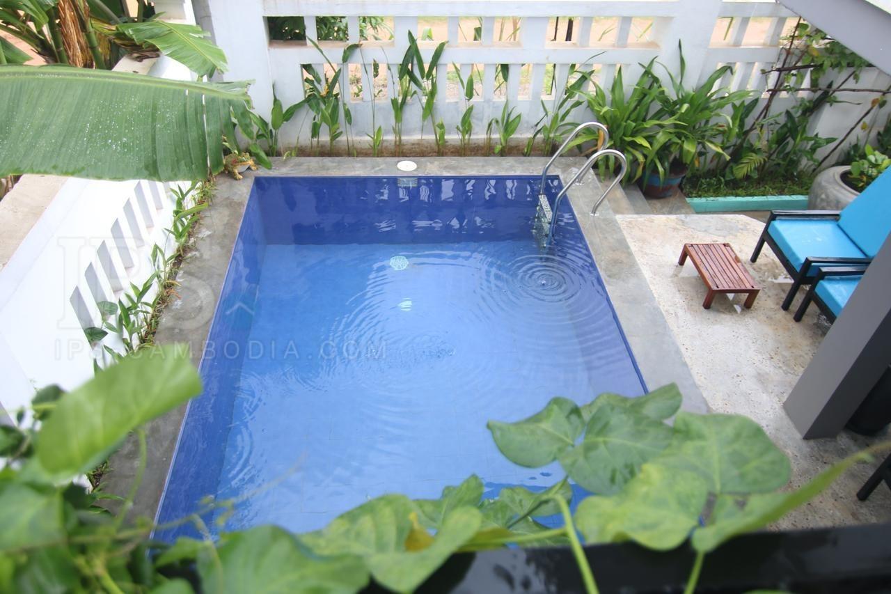 12 Room Boutique Hotel For Rent - Kouk Chak, Siem Reap