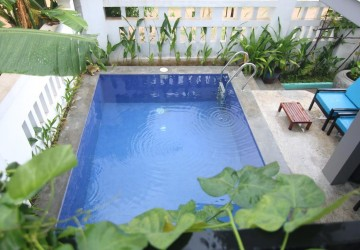 12 Room Boutique Hotel For Rent - Kouk Chak, Siem Reap