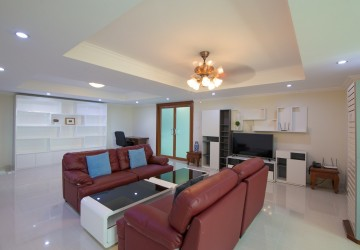 4 Bedroom Penthouse For Rent in BKK1, Phnom Penh