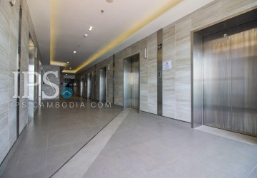 34.19 sq.m. SOHO Unit For Sale - Tonle Bassac, Phnom Penh