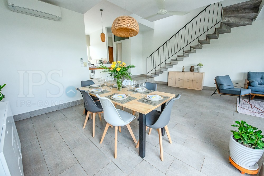 3 Bedroom Villa For Sale - Sra Ngae, Siem Reap