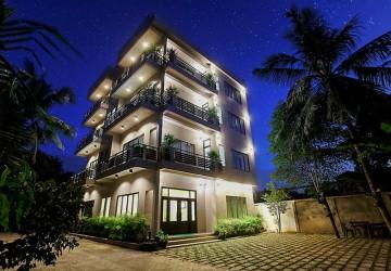 14 Bedroom Hotel Business For Sale - Svay Dangkum, Siem Reap